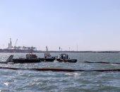 """مدير السلامة بميناء دمياط لـ""""إكستر انيوز"""": لدينا فرق للتعامل مع المخاطر"""