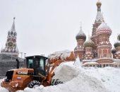 موسكو أبرد مدن العالم تستخدم الثلوج المزيفة فى الشتاء بسبب أزمة المناخ