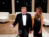 البيت الأبيض: ترامب وميلانيا يستقبلان ملك وملكة إسبانيا 21 أبريل