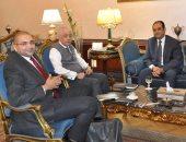 وزير التربية والتعليم يلتقى الأمين العام للمجلس الأعلى للجامعات