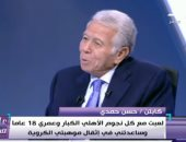 حسن حمدى عن مجدى عبد الغنى: كان متعب ومشاكس وعاقبته أكثر من مرة