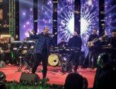 كايرو فيستفال مول يحتفل بالعام الجديد باستضافة حفل غنائى ضخم لهشام عباس