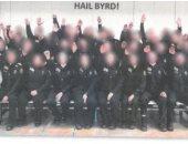 """فصل 30 متدربا من الشرطة الأمريكية لأدائهم """"التحية النازية"""""""