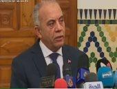 """رئيس الوزراء التونسى المكلف: عرض """"تشكيلة"""" الحكومة على البرلمان دون تغيير"""
