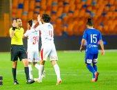 اتحاد الكرة يقرر إيقاف طارق سامى حكم مباراة الزمالك وأسوان