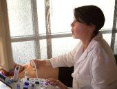 فحص 5476 حالة ضمن مبادرة دعم صحة المرأة فى مطاى بالمنيا