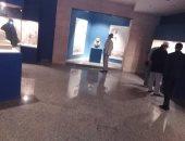 صور.. متحف الشرقية للآثار أهم مزار سياحى بالزقازيق.. والتذكرة بـ5 جنيهات