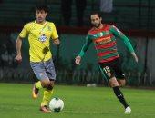 قمة بين مولودية الجزائر ضد الرجاء المغربي فى ربع نهائي البطولة العربية