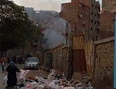 قارئ يشكو من انتشار القمامة والأوبئة بعزبة العرب بمدينة نصر