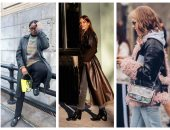 6 قطع لا تفارق خزانة ملابس فتيات نيويورك فى الشتاء.. البلوفر الملون أبرزها