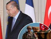 """ماكرون يتهم الرئيس التركي بـ """"عدم احترام كلامه"""" بشأن ليبيا"""