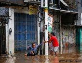 مصرع 43 وأكثر من نصف مليون مشرد فى أسوأ موجة فيضانات تضرب إندونيسيا