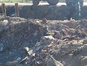 قارئ يشكو عدم تشغيل مشروع الصرف الصحى فى قرية المسلمية التابعة للزقازيق