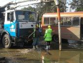 صور.. وزير التنمية المحلية يوجه باستمرار حالة الطوارئ 48 ساعة بسبب سوء الطقس
