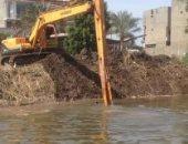 رى أسوان: البدء فى تأهيل الترع وصيانة بوابات القناطر أثناء السدة الشتوية