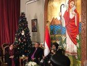 اندريه زكى مهنئًا البابا تواضروس: أنت صمام أمان لمصر وبابا للإصلاح