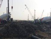 إنشاء أكبر محطة معالجة مياه صرف صحى من نوعها فى العالم ببورسعيد.. صور