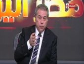 توفيق عكاشة: ما يحدث فى ليبيا عملية مخططة ومدبر لها جيدا
