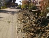 شكوى من إلقاء مخلفات حفر الترع بالطريق فى جزيرة الأكراد مركز الفتح بأسيوط