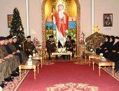 القوات المسلحة تهنئ الأخوة المسيحيين بمناسبـة الاحتفال بعيد الميلاد