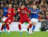 """إيفرتون ضد ليفربول.. مواجهة ساخنة فى """"ديربى الميرسيسايد"""" بالدورى الإنجليزى"""