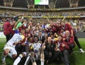 النصر يفوز بلقب كأس السوبر السعودى لأول مرة فى تاريخه