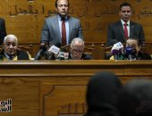 """تأجيل إعادة محاكمة 84 متهما بـ""""فض اعتصام رابعة"""" لـ 2 مايو"""