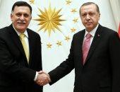 أردوغان يعلن إرسال بلاده 35 جنديا إلى ليبيا