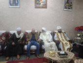 صور.. رؤساء مدن الأقصر وأعضاء البرلمان يزورون الكنائس والأديرة لتهنئة الأقباط