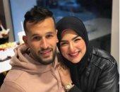 رسالة مؤثرة للاعب محمود حمد إلى زوجته تثير الإعجاب على السوشيال ميديا.. اعرف الحكاية