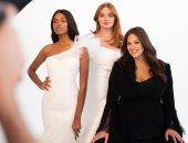 """صور.. آشلى جراهام تطرح مجموعة فساتين زفاف """"بلس سايز"""""""