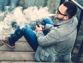 تدخين السجائر الإلكترونية بجانب التبغ يضاعف خطر الإصابة بالسكتة الدماغية