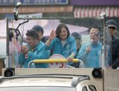 انطلاق الحملات الانتخابية لمرشحى الرئاسة فى تايوان