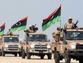 الجيش الوطنى الليبى: غارات جوية على الميليشيات بمنطقة شرق مصراته