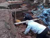 طلاب مدارس ببريطانيا يعثرون على مدفأة عمرها 750 عاما وبلاط سيراميك
