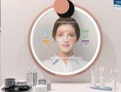 تعرف على شكل حمام المستقبل.. مرآة تفحص بشرتك وسجادة تراقب وزنك