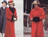 حافظى على شياكتك فى الشتاء من دولاب الأميرة ديانا.. شاهدى أجمل إطلالاتها
