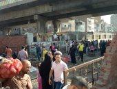 قارئ يناشد المسئولين بتطوير مزلقان أبو عميرة بالزقازيق بالشرقية