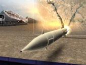 شاهد.. لحظة إطلاق الصواريخ الإيرانية على القاعدة الأمريكية فى العراق