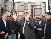 وزير الإسكان: أنفقنا أكثر من 5.6 مليار جنيه استثمارات بمدينة المنيا الجديدة