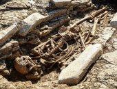 تفاصيل سرية.. اكتشاف أكثر من 50 مقبرة فى إنجلترا تعود للعهد الرومانى