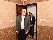 وزير الإسكان: الانتهاء من تنفيذ 10368 وحدة بالإسكان الاجتماعى بالمنيا الجديدة
