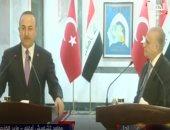 وزير خارجية العراق: نؤكد عدم السماح بتحويل العراق لساحة صراع.. فيديو