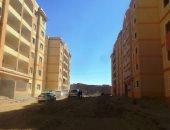 اجراء القرعة العلنية لـ 35 وحدة سكنية بمدينة جمصة وقوافل علاجية بالدقهلية