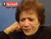 """ابن عايدة عبد العزيز عن حالتها الصحية: """"مش فى وعيها"""".. وأشرف زكى يتدخل"""