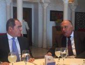 شكرى يدعو لتكثيف جهود دفع مسار التسوية السياسية الشاملة للأزمة الليبية