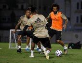ريال مدريد يبدأ الاستعداد لنهائي السوبر الإسباني.. صور