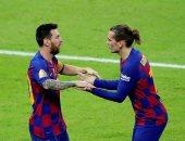 التشكيل المتوقع لمباراة فالنسيا ضد برشلونة فى قمة الدوري الإسباني
