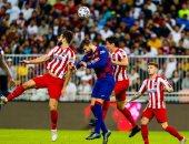 """برشلونة ضد أتلتيكو مدريد.. الفار يحبط تقدم البارسا بالهدف الثالث """"فيديو"""""""