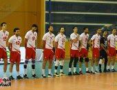 خسارة رجال الطائرة أمام تونس والتأهل لطوكيو 2020 تحت التهديد